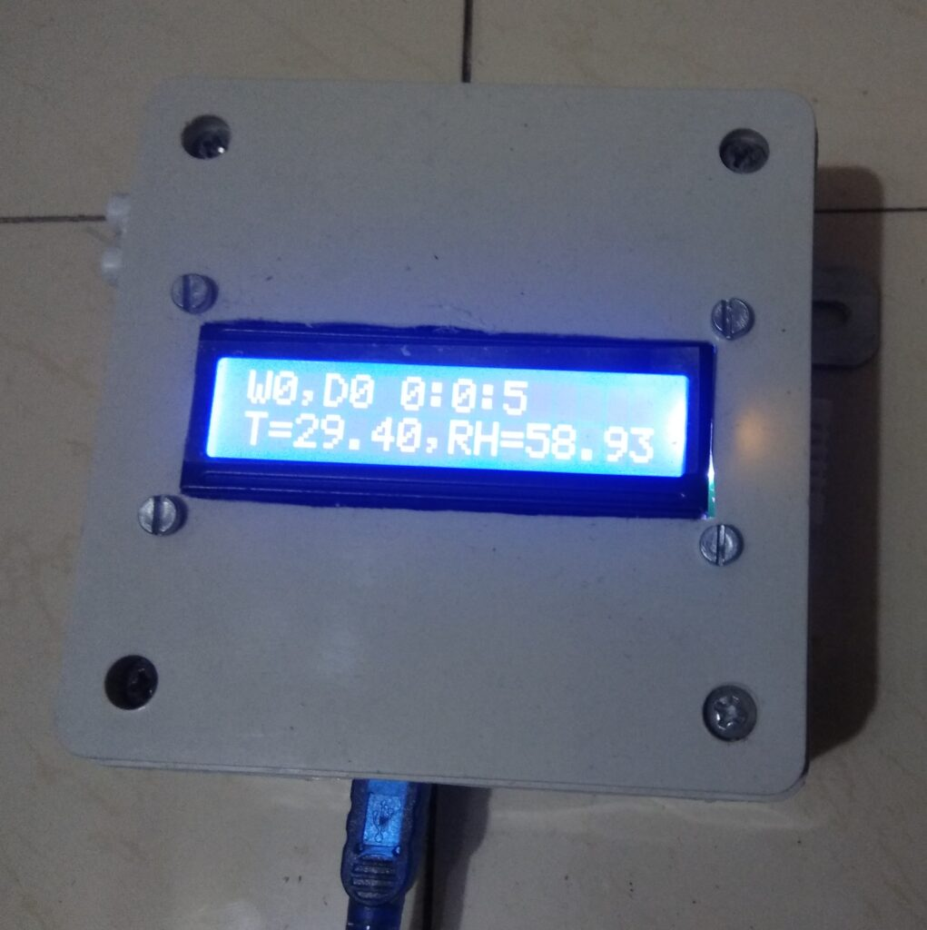 Weatherstation Device